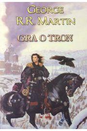 Gra o tron - Pieśń Lodu i Ognia, tom 1