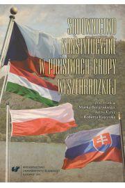 Sądownictwo konstytucyjne w państwach Grupy Wyszehradzkiej
