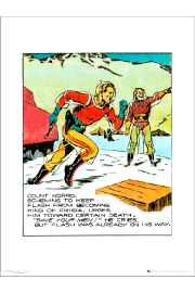 Flash Gordon - art print