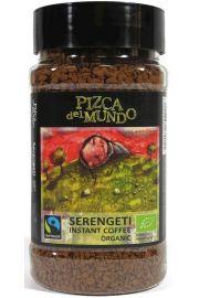 Kawa Rozpuszczalna Serengeti (Robusta) Fair Trade Bio 100 G - Pizca Del Mundo
