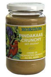 Krem Z Orzeszk�w Ziemnych Crunchy Z Sol� Morsk� Bio 350 G - Horizon