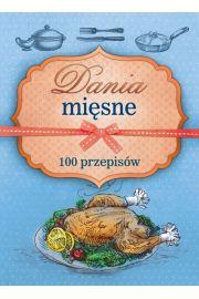 Dania mi�sne. 100 przepis�w