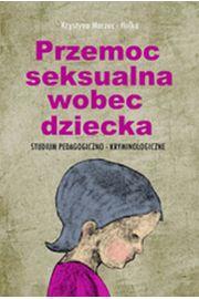 Przemoc seksualna wobec dziecka