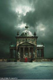 Katedra Cicha Ceremonia Śmierci - plakat