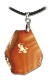 Amulet zodiakalny Koziorożec