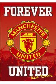 Manchester United - Forever United - plakat