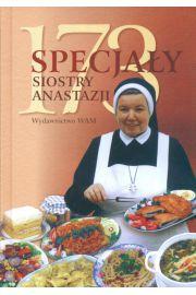 173 specjały siostry Anastazji ( uszkodzona okładka)