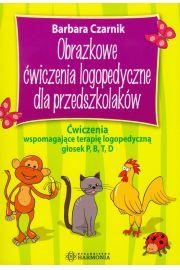 Obrazkowe �wiczenia logopedyczne dla przedszkolak�w
