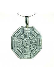 Amulet bagua, srebro