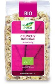 Crunchy Owocowe Bio 250 G - Bio Planet