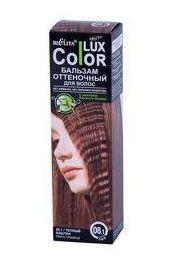 Odżywka koloryzująca do włosów ton 08.1 kol. Ciepły kasztan. B&V Belita & Vitex