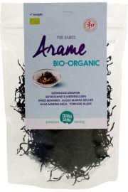 Algi Morskie Suszone - Arame Bio 50 G - Terrasana