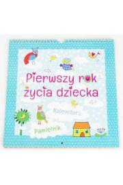 Kalendarz wieloletni - Pierwszy rok życia dziecka