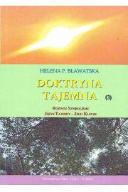 Doktryna Tajemna Tom 3 - Helena Bławacka