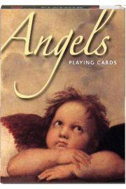 Karty do gry Piatnik, 1 talia, Anioły