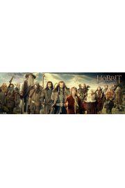The Hobbit Obsada - plakat