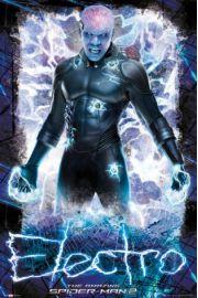 Niesamowity Spiderman 2 - Electro - plakat
