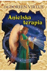 Karty Anielska terapia - talia + książeczka