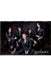 Black Veil Brides Grupa - plakat