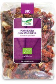 Pomidory Suszone Solone Bio 400 G - Bio Planet