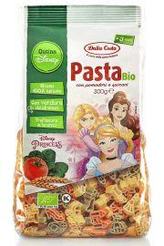 Makaron (Semolinowy Trójkolorowy) Disney Princess Bio 300 G - Dalla Costa