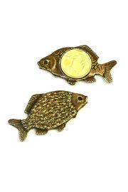 Karpik Wigilijno - Noworoczny, amulet na pieniądze