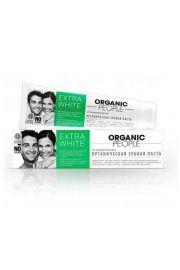 Organic People Org. Pasta do Zębów Bezpieczne Wybielanie Organic People