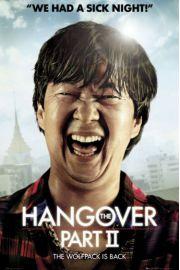 Kac Vegas MR Chow - plakat