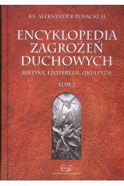 Encyklopedia Zagro�e� Duchowych Tom 2
