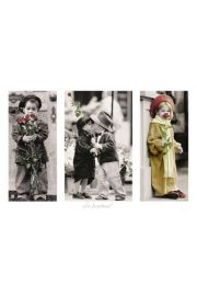 Dzieci z Różą - Przyjaciele - Kim Anderson - plakat- plakat