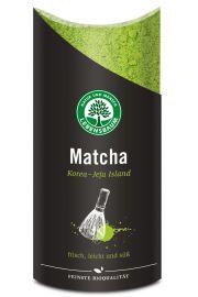 Herbata Matcha W Proszku Bio 30 G - Lebensbaum