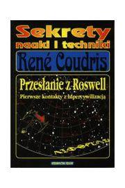 Przesłanie z Roswell - René Coudris