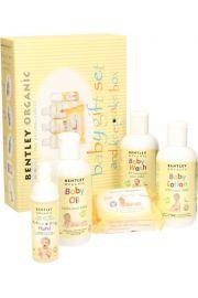 Podarunkowe Pudełko z Zestawem Kosmetyków Baby Care Bentley Organic