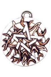 Pentagram Ognia