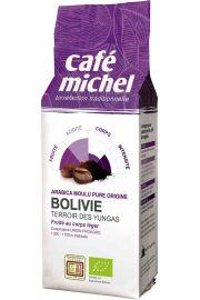 Kawa Mielona Arabica Boliwia Fair Trade Bio 250 G - Cafe Michel