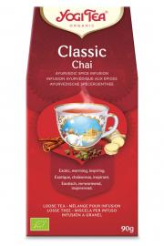 YOGI TEA Klasyczny Czaj 90g (herbata sypana, do gotowania)