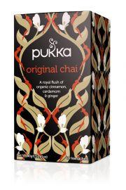 PUKKA Original Chai (czarna herbata i 5 ziół)