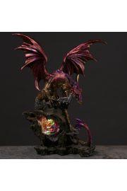 Smoki Dark Legends - Kryształowy wojownik LED