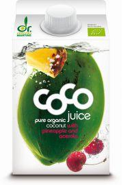 Woda Kokosowa Z Ananasem I Acerolą Bio 500 Ml - Coco (Dr. Martins)