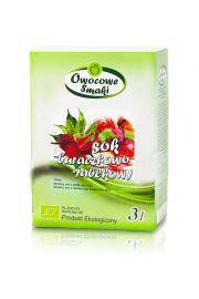 Sok Buraczkowo-Jabłkowowy Bio 3 L - Owocowe Smaki