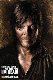 The Walking Dead Daryl - plakat
