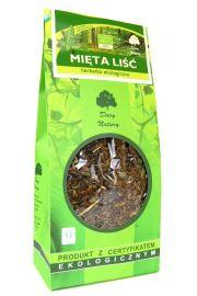 Herbatka Li�� Mi�ty Bio 100 G - Dary Natury