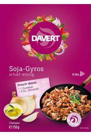 Gyros Sojowy (Mieszanka Do Przygotowania Potrawy) Bio 150 G - Davert