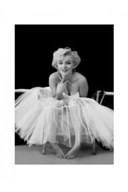 Marilyn Monroe Ballerina - reprodukcja