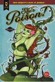 DC Comics - Poison Ivy - plakat
