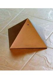 Piramida aluminiowa 15cm ogrodowa na krety
