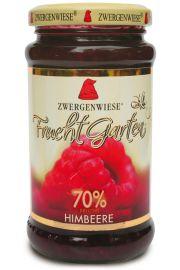 Mus Malinowy (70% Owoc�w) Bezglutenowy Bio 225 G - Zwergenwiese