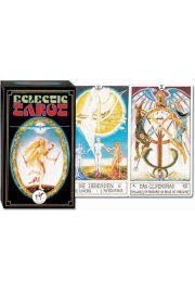 Tarot Eclectic karty do wróżenia Piatnik
