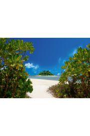 Tropikalna Wyspa - plakat