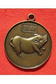 Świnia - talizman rozwija wyrozumiałość i dobre strony osobowości